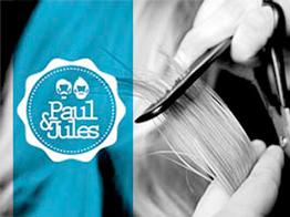 Logo des coiffeurs Paul et Jules