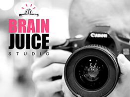 Logo Brain Juice studio