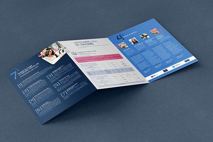 Chloe Allard - Concours link - Brochure